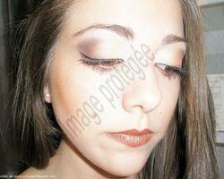 Virtuose Beauté - Le Thor - Maquillage AVANT/APRES